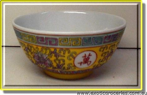 Yellow Longevity Bowl 2301