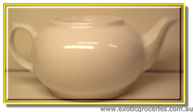 Cameo Durable White Teapot