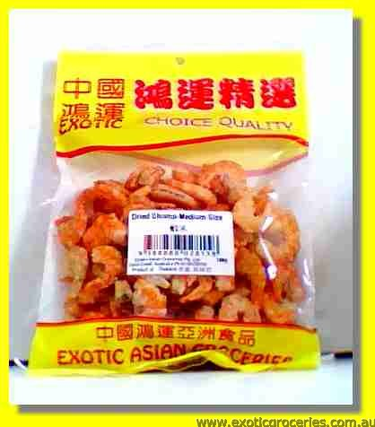 Dried Shrimp Medium Size