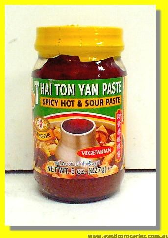 Thai Vegetarian Tom Yam Paste