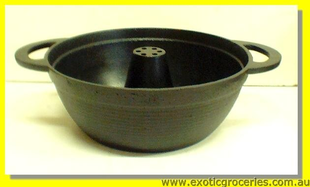 Cast Iron Pot Small