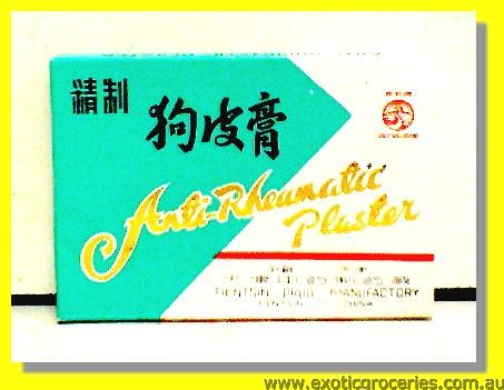 Anti Rheumatic Plasters