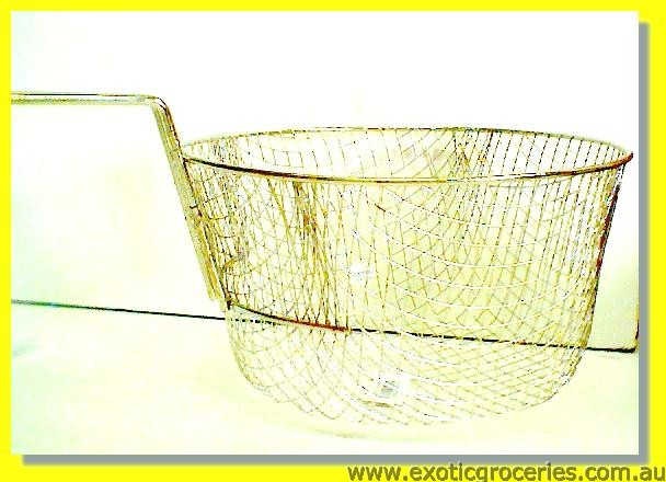 French Fries Frying Basket (Wire Strainer) L1057