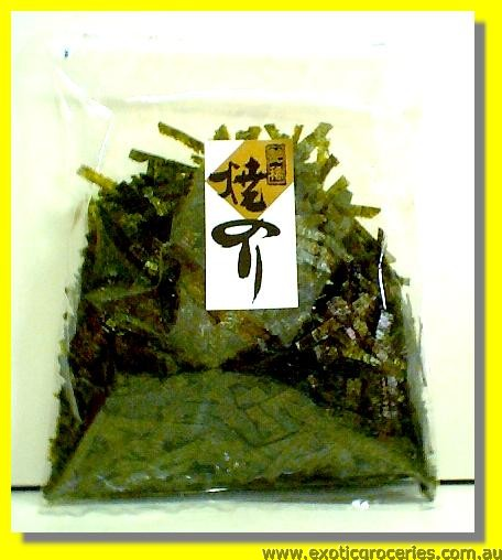 Roasted Sliced Seaweed