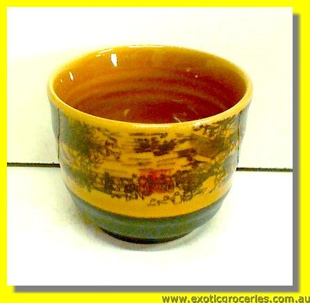 Qing Ming Tea Cup 2.75""