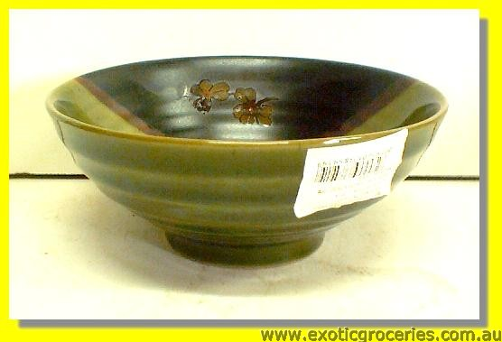 "Japanese Style Green Bowl 5.5"" (TBG05)"