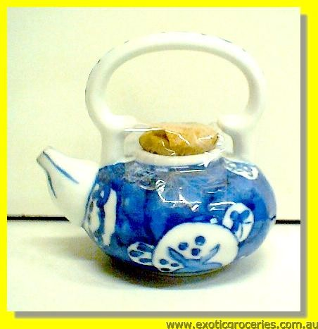 Blue Rabbit Mini Teapot CP132A
