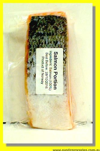 Frozen Norway Salmon Portion