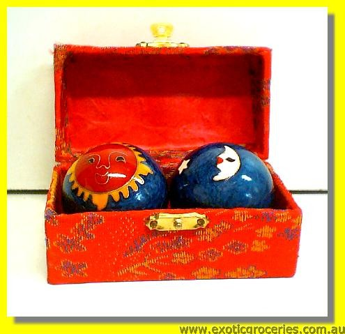 Chinese Exercise Balls 4.5cm Set of 2