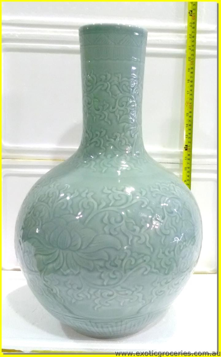Chinese Vase Light Green