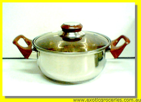 Casserole with Lid 17cm
