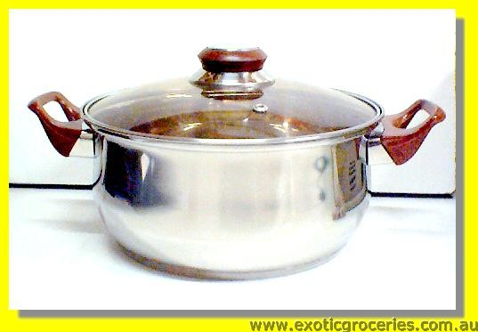 Casserole with Lid 19cm