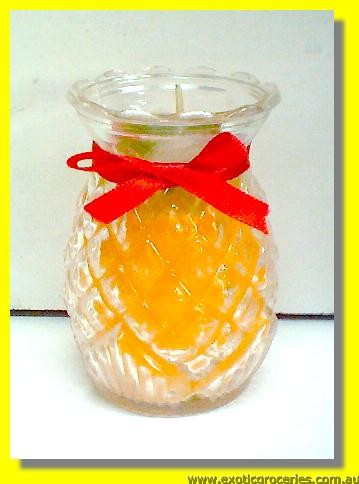 Pineapple Candle P5