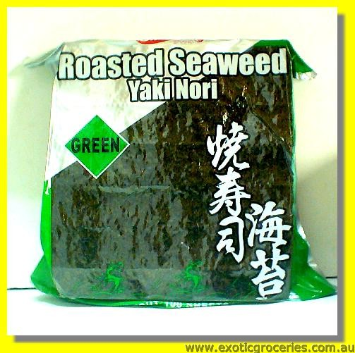 Roasted Seaweed Sushi Nori 100sheets