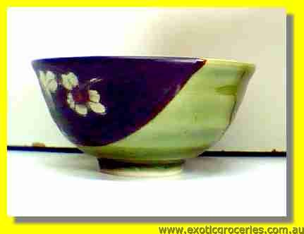 Japanese Style Green Bowl 3.5""