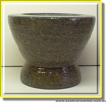 Mortar and Pestle 7'