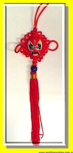 Dangle Chinese Mask