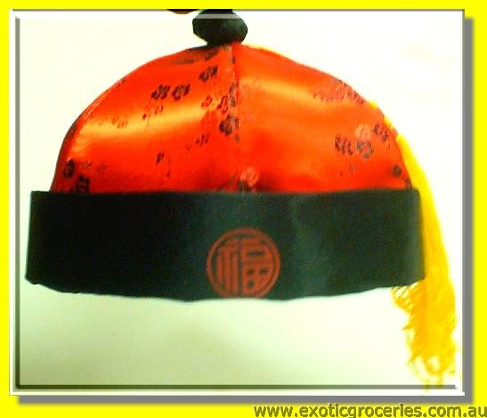 Chinese Emperor Hat