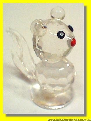 Crystal Squirrel