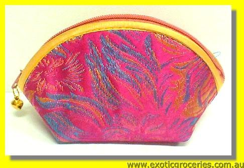 Chinese Traditional Embroidery Women Coin Bag