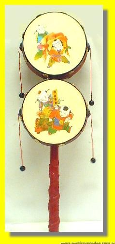 Chinese Traditional Drums