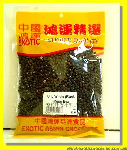 Urid Whole Black Mung Bean