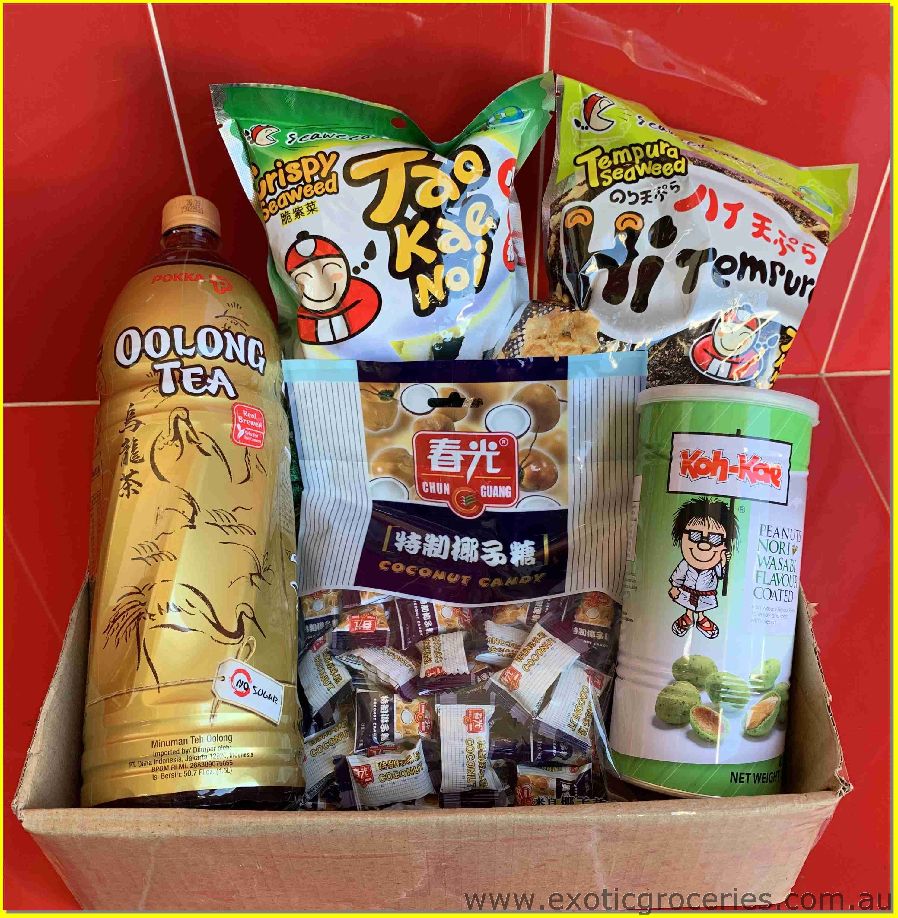 Assorted Snack Gift Box E