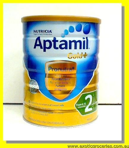 Aptamil Gold+ 2 Formula