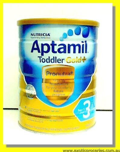 Aptamil Toddler Gold+ 3 Formula
