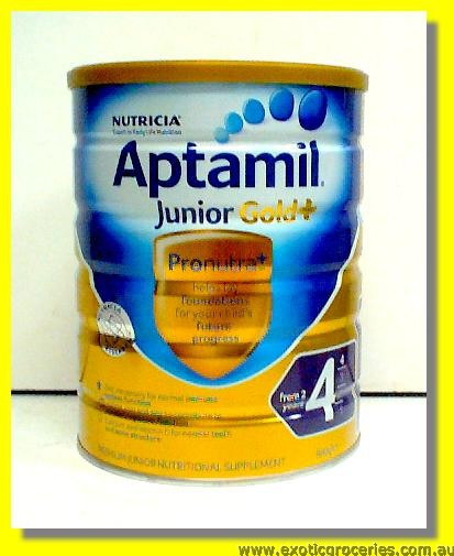 Aptamil Junior Gold+ 4 Formula (From 2 Years)
