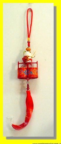 Lucky Cat Dangle