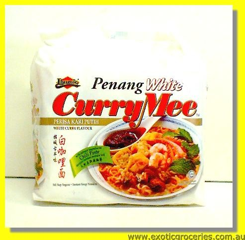 Penang White Curry Mee 4pkts