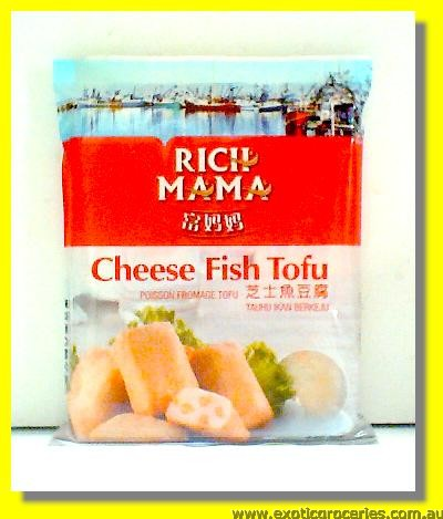 Frozen Cheese Fish Tofu