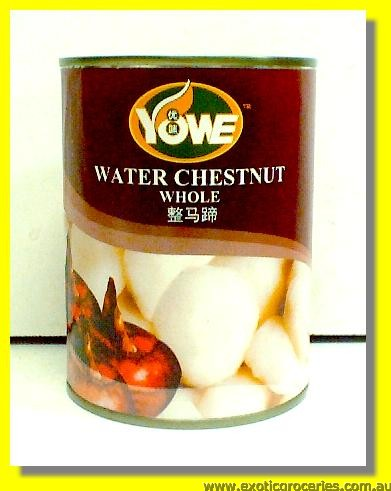 Water Chestnut Whole in Water