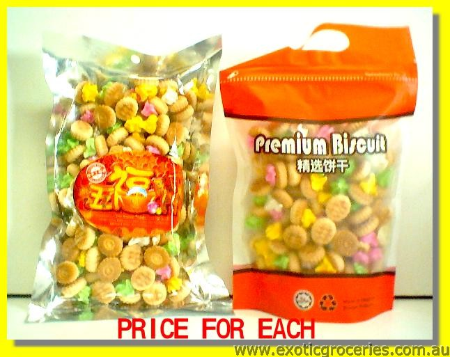 Premium Biscuits Ice Gem Biscuits (Halal)