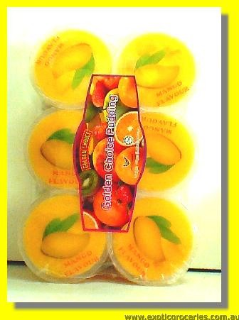 Golden Choice Mango Pudding
