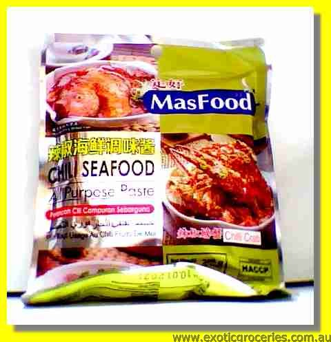 Chilli Seafood All Purpose Paste