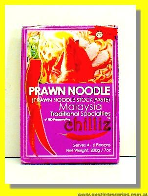 Prawn Noodle Stock Paste