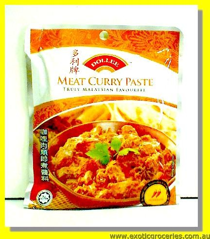 Meat Curry Paste