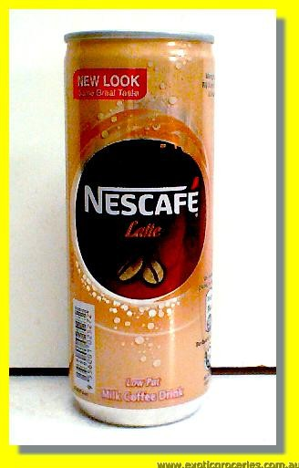 Kopi Latte (Low Fat Milk Coffee Drink)