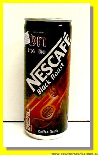 Black Roast Coffee