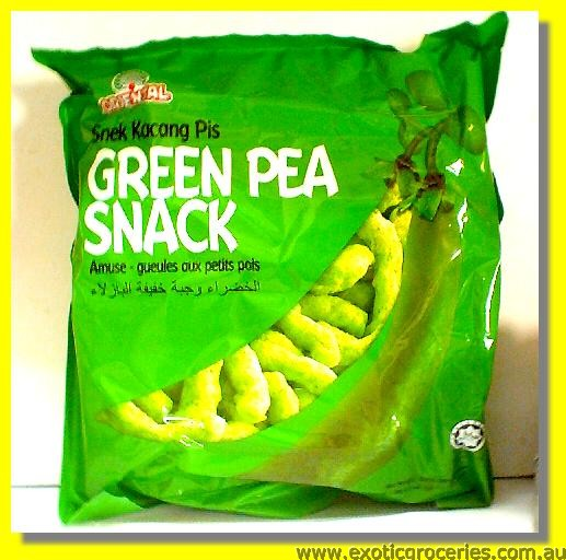 Green Pea Snack 8packs
