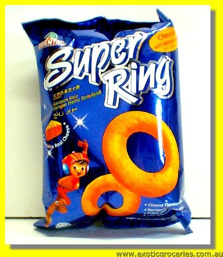 Super Ring (Cheese Flavoured)