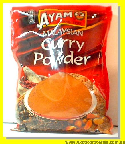 Hot Malaysian Curry Powder