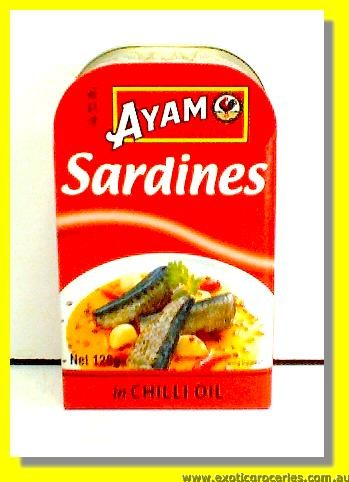 Sardines in Chilli Oil