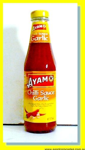 Chilli & Garlic Sauce
