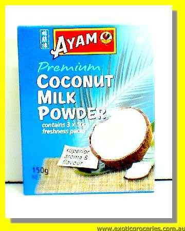 Premium Coconut Milk Powder