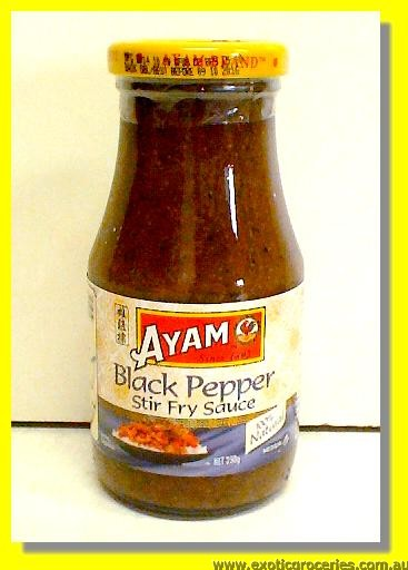 Black Pepper Stir Fry Sauce