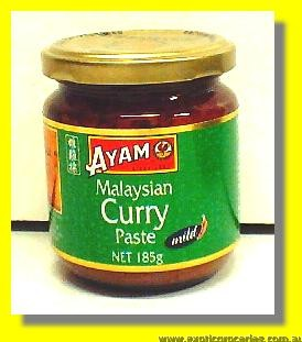 Malaysian Nyonya Curry Paste