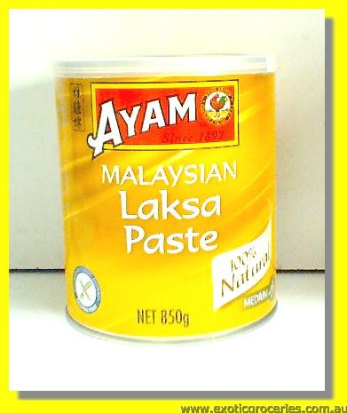 Malaysian Laksa Paste Medium